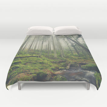 You and me Duvet Cover by HappyMelvin | Society6