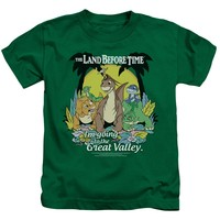 Land Before Time - Great Valley Short Sleeve Juvenile 18/1