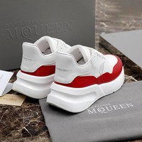 Alexander McQueen Coloured Broad Sports Shoes-8