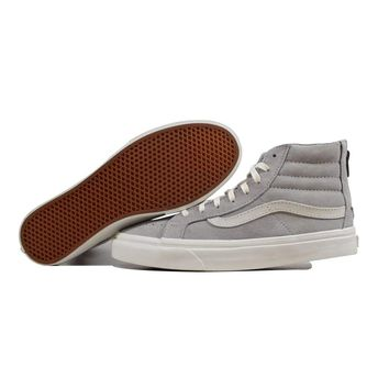 Vans SK8 Hi Slim Zip Cool Grey Scotchgard VN000XH8JV9
