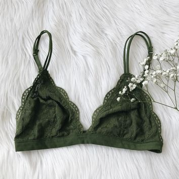 Zara Bralette (More Colors)