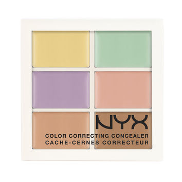NYX - Color Correcting Concealer - 3CP04
