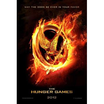 The Hunger Games 27x40 Movie Poster (2012)