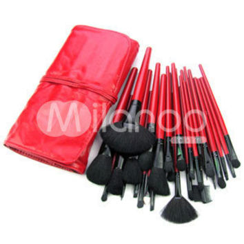 Professional 32 Pieces Makeup Brush Set -  Milanoo.com