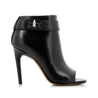 GIVENCHY GIVENCHY SHARK LOCK ANKLE BOOTS