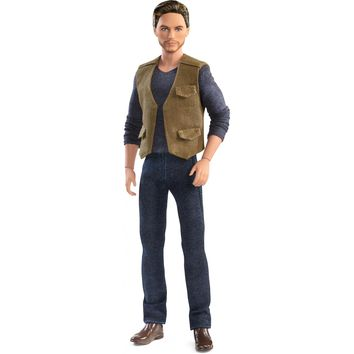 Mattel® Barbie® Jurassic World® Owen Doll Wearing Movie-Inspired Look