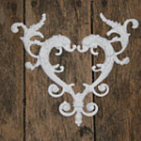 DIY Furniture Applique shabby chic appliques onlays furniture mouldings furniture restoration architectural appliques  french country