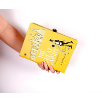 Chick Lit Designs - Great Gatsby Book Clutch