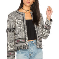 ale by alessandra Marcella Jacket in Tribal Ink | REVOLVE