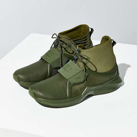 Puma Fenty by Rihanna Trainer Hi Leather Sneaker   Urban Outfitters