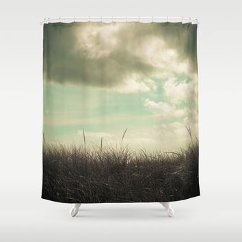 If Only Shower Curtain by Faded  Photos