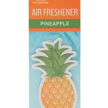 Pineapple Air Freshener
