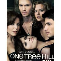 One Tree Hill 27x40 TV Poster (2003)