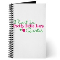 Pretty Little Liars Quotes Journal