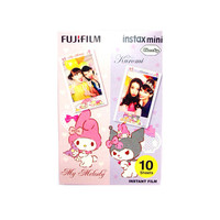 Fujifilm Instax Mini Film My Melody Kuromi Polaroid Instant Photo