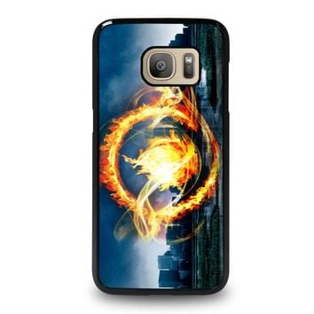DIVERGENT Samsung Galaxy S7 Case Cover
