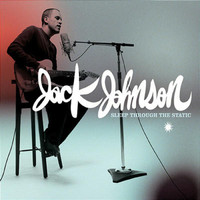 Jack Johnson - Sleep Through the Static LP