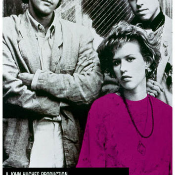 Pretty In Pink Movie Poster 11x17