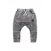 GRAPHITE ACID PANTS - minikid.pl