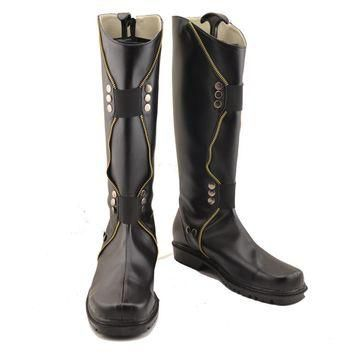 Avengers Thor: The Dark World Loki Cosplay Shoes Boots Halloween Carnival Cosplay Acce