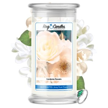 Gardenia Flowers | Ring Candle®
