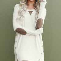 Dream Chaser Sweater Tunic (Oatmeal)