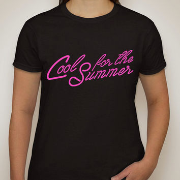 "Demi Lovato ""Cool For The Summer"" T-Shirt"