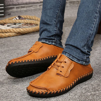 best leather moccasins for men products on wanelo