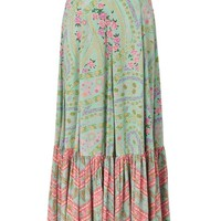 City Lights Maxi Skirt