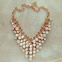 Pree Brulee - Golden Constantine Necklace