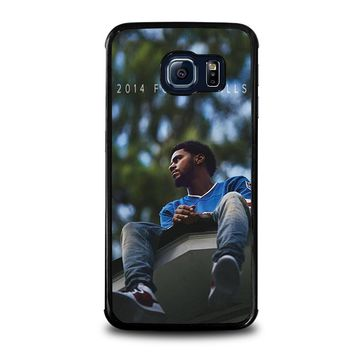 J. COLE FOREST HILLS Samsung Galaxy S6 Edge Case Cover