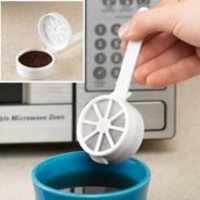 One Cup Microwave Coffee Maker
