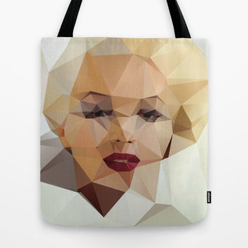 Marilyn Monroe. Tote Bag by David