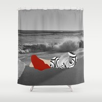 Summer Dreaming Shower Curtain by UMe Images