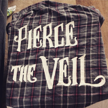 Pierce the veil flannel