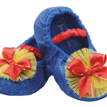 Snow White Toddler Slippers