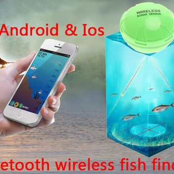 Fish Finder Bobber With Phone App - Android or IOS