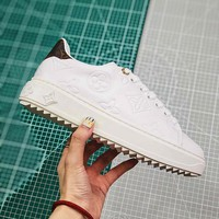 Louis Vuitton LV Time Out White Sneaker - Best Online Sale