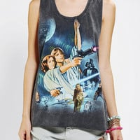Mighty Fine Star Wars Muscle Tee