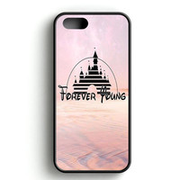 Forever Young Disney iPhone 4s iPhone 5s iPhone 5c iPhone SE iPhone 6|6s iPhone 6|6s Plus Case