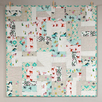 Shop Neutral Quilt on Wanelo : gender neutral quilts - Adamdwight.com