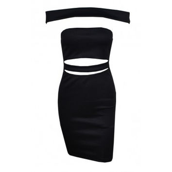 Francesca Bandage Dress