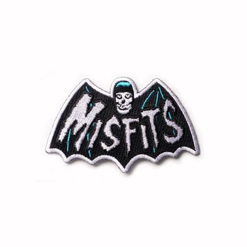 Misfits Bat Fiend Patch
