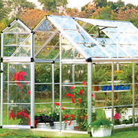 Snap N Grow Greenhouse 6 x 8, Home Gardening Supplies at Burpee.com