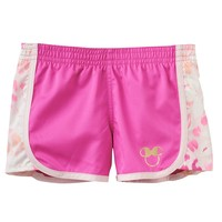 Disney's Minnie Mouse Board Shorts by Jumping Beans - Girls