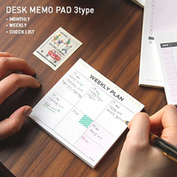 Creative Paper Diary Planner Stickers Sheet To Do List Time Post It Schedule Office And School Supplies Stationery
