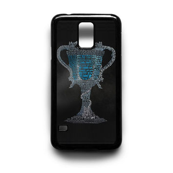 Harry Potter Quotes Goblet Of Fire Samsung Galaxy S3 S4 S5 Note 2 3 4 HTC One M7 M8 Case