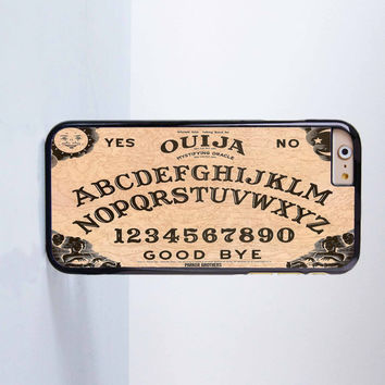 Ouija Board Plastic Case Cover for Apple iPhone 6 6 Plus 4 4s 5 5s 5c