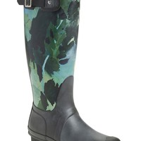 Hunter 'Original Tall - Botanical' Rain Boot (Women) | Nordstrom