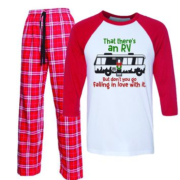Cousin Eddie Christmas Vacation Pajamas For the Whole Family